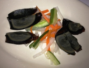 The infamous Century Egg