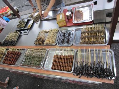 Street Food Bugs