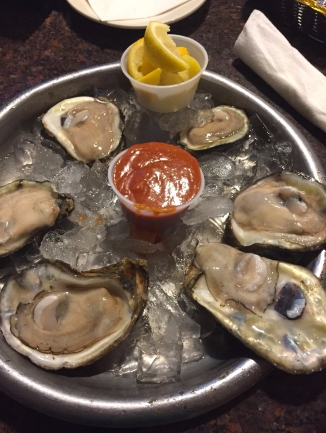 Oysters Au Natural Felix's New Orleans