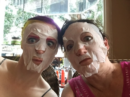 Face masks Ubud