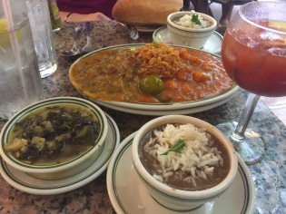 Jumbalaya, Gumbo, Shrimp Creole, Crawfish Ettouffee from Gumbo Shop