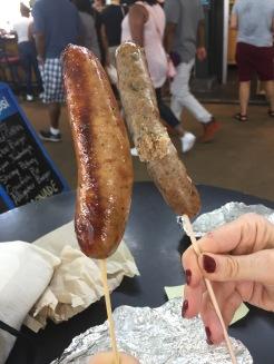 Gator Sausage French Market