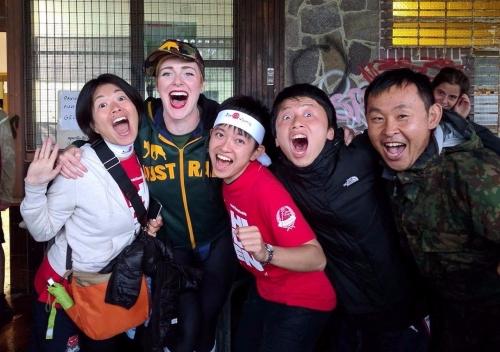 Nascondino team japan