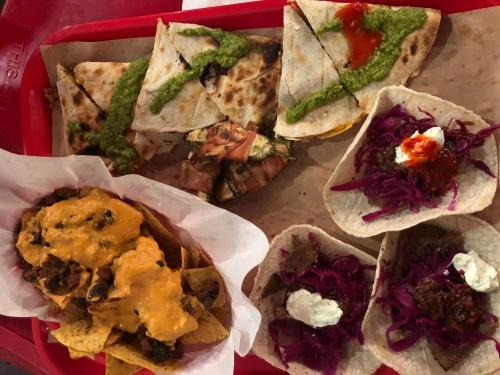 Vegan Mexican Feast