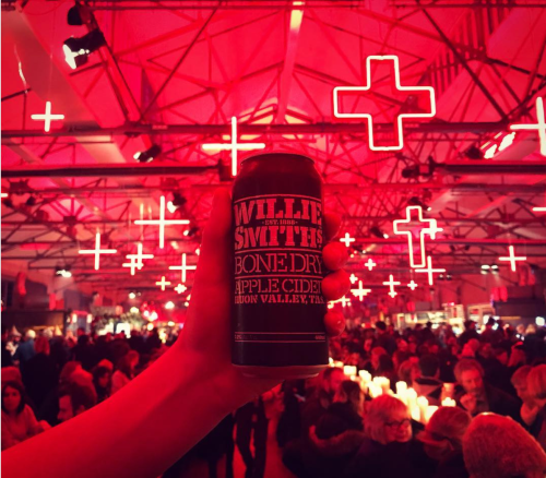 Wille Smiths Cider
