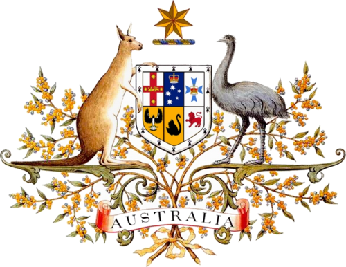 The Australian Coat of Arms - The Hungry Ginger