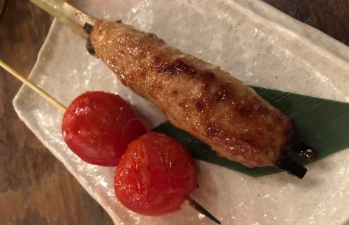 Gonpachi Food