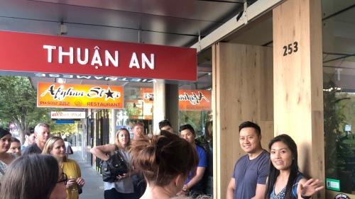 Thuan An Vietnamese Sunshine