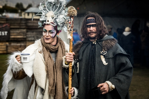 Huon Valley Mid Winter Fest Costumes